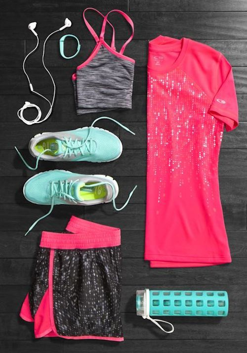 Target activewear, for the frugal and pregnant.