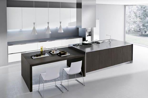 die besten 25 edelstahl arbeitsplatten ideen auf pinterest k chentheke aus edelstahl. Black Bedroom Furniture Sets. Home Design Ideas