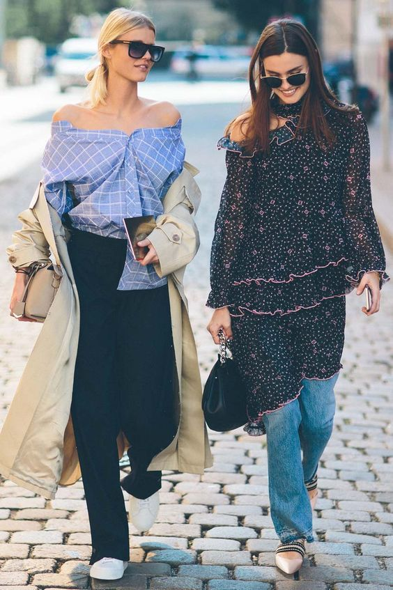 Summer 17´s hottest street style trends
