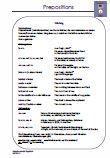 #Prepositions #Arbeitsblaetter und Übungen mit Lösungen zu Prepositions im #Englischunterricht. •Kreuzworträtsel •Übersetzung •Sätze vervollständigen •Lückentexte  Die Arbeitsblätter können unabhängig vom Schulbuch verwendet werden.  Ein Grammatik Merkblatt + 12 Arbeitsblätter + 5 Lösungsblätter  Mit Lösungen zur Selbstkontrolle! Alle Materialien wurden in der Praxis entworfen und haben sich dort bestens bewährt. Angelehnt an die aktuellen Lehrpläne in Bayern.  Sofortdownload