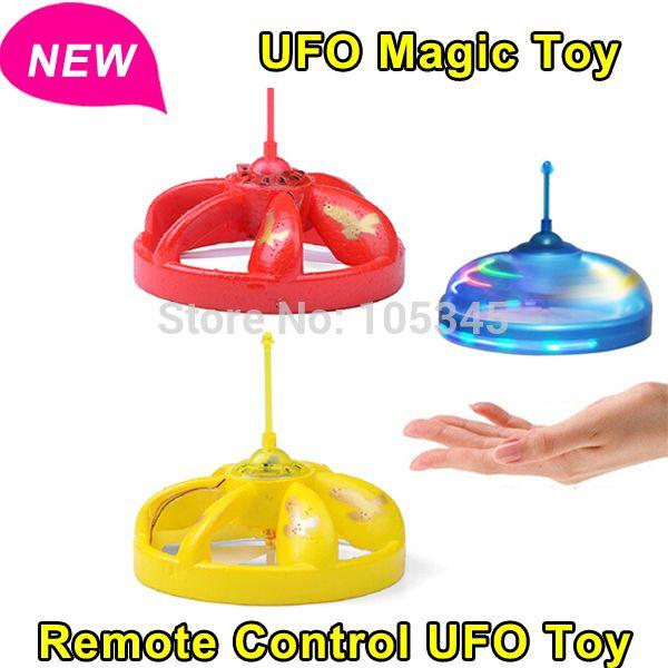 Радиоуправляемые игрушки нло наведении и нло мигающие светодиоды - авто-индукции инфракрасный вертолет магия с датчиком полоса препятствий