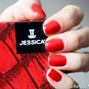 Jessica - Red Force - Picasso Red-
