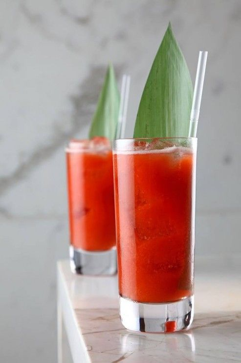 Watermelon Slush. What better way to beat the summer heat than the Watermelon Juice. Watermelon, lime and ice and your yummy watermelon juice is ready. This watermelon juice recipe is so refreshing.