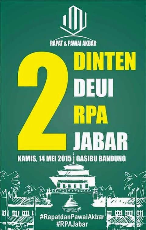Abee Kmuqo: #RapatdanPawaiAkbar HTI JABAR