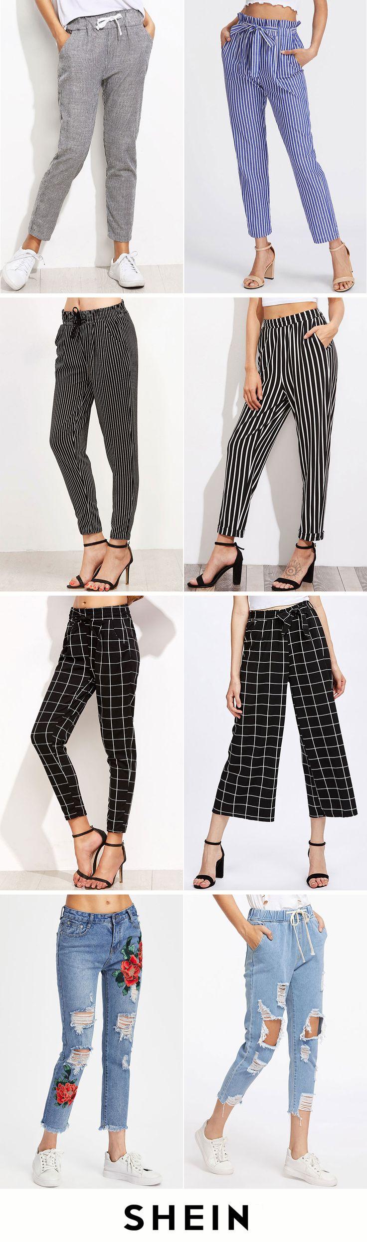Comfy pants start at $8!