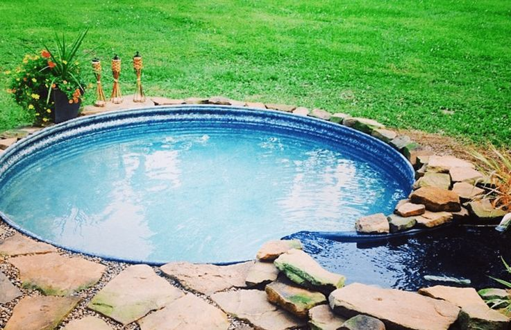 106 best images about water features on pinterest pond for Affordable pools and supplies