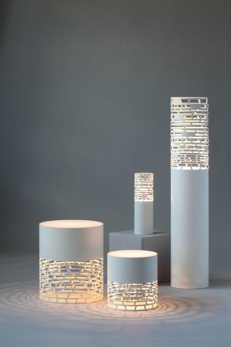// Nest - Floor and Tablelight by Joa Herrenknecht