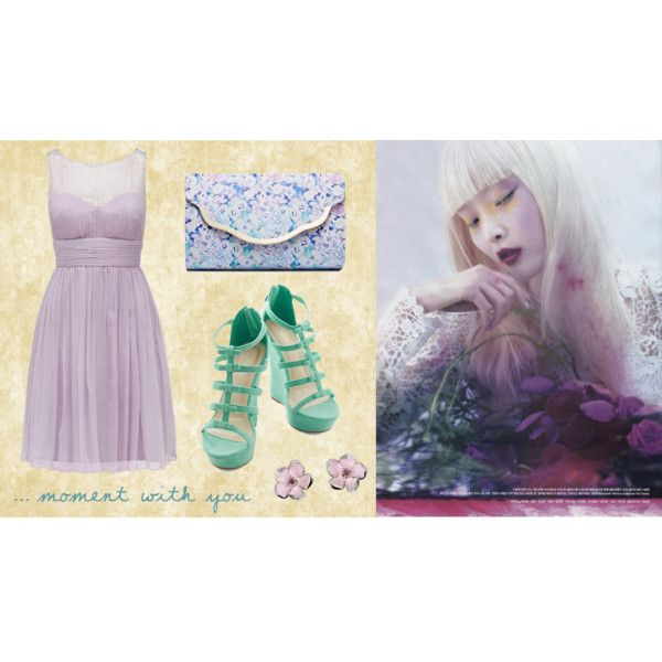 """""""... moment with you"""" by bonnieai on Polyvore"""