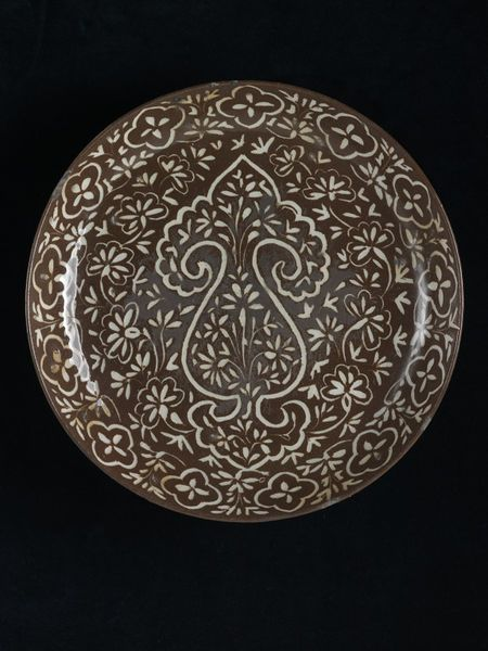Dish      Place of origin:      Iran     Date:      1675-1725     Artist/Maker:      Unknown (production)     Materials and Techn...
