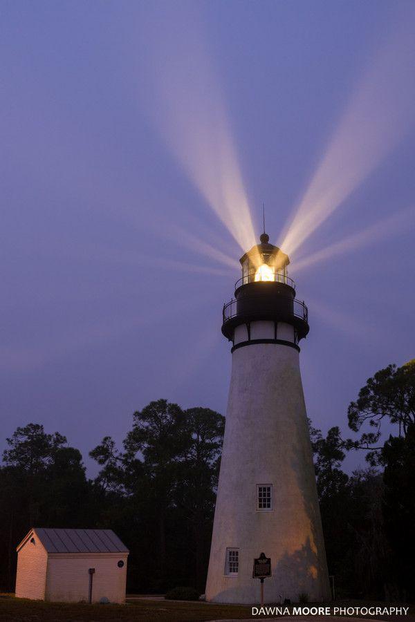 Amelia Island Light, Fernandina Beach, Florida by Dawna Moore on 500px