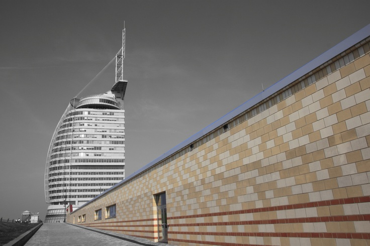 Sail City Hotel in Bremerhaven, Germany