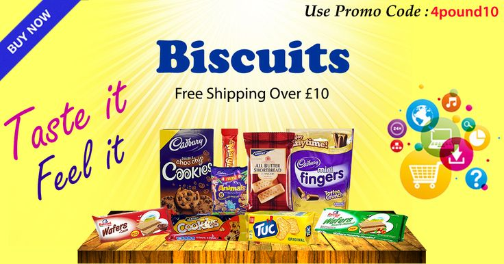 Order Yummy Biscuits @4pound.co.uk Buy Now : http://www.4pound.co.uk/biscuits Free shipping over £10. Buy online Now!
