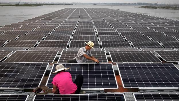 The Benefits Of Floating Solar Power Solar Panels Solar Solar Energy