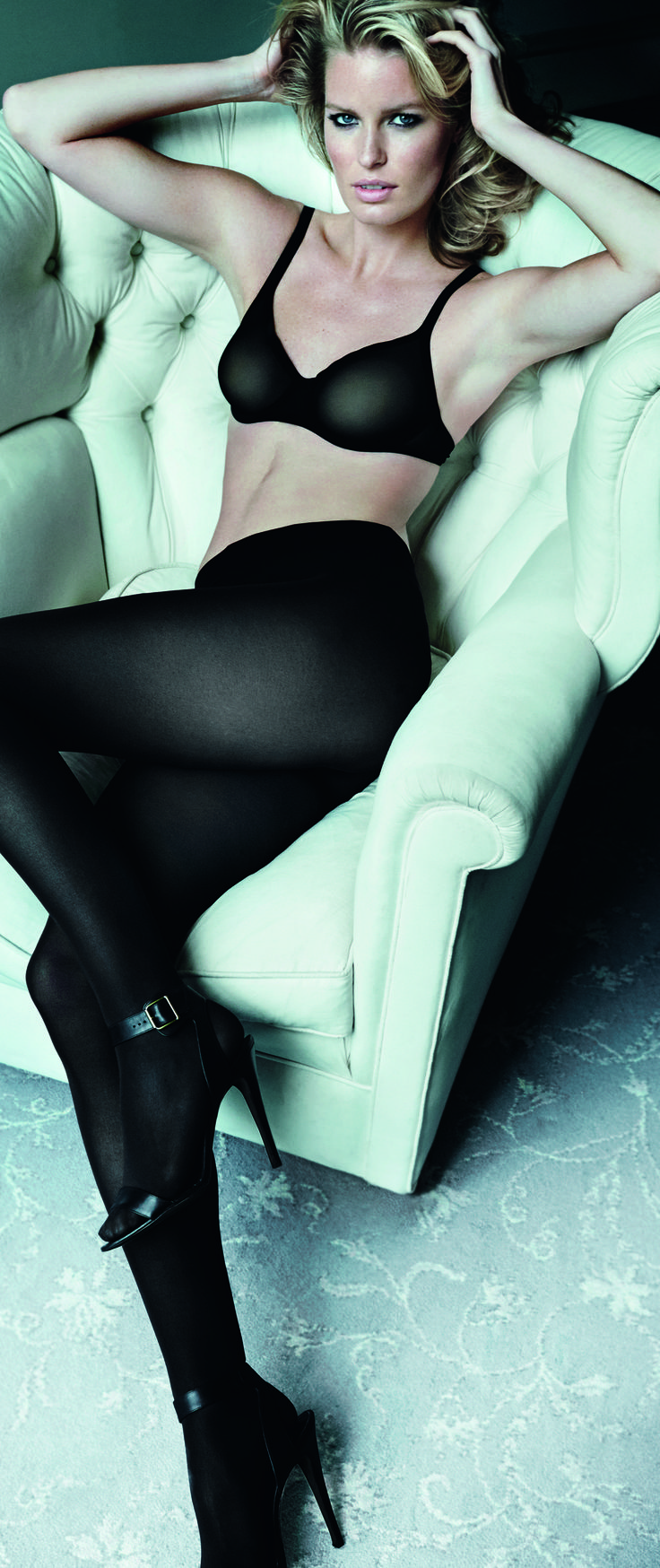 Wolford Pure 50 Tights, the world's first bonded tights