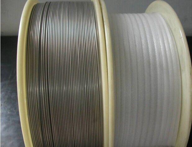 Dia 2mm grade 2  Titanium Welding  wire in coil