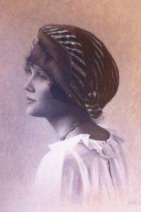 Portret Oma von Faber
