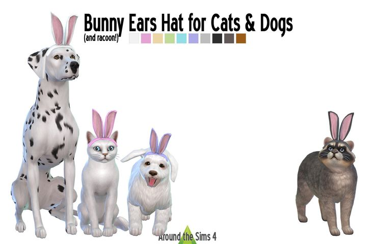 Lana CC Finds aroundthesims Around the Sims 4 Bunny