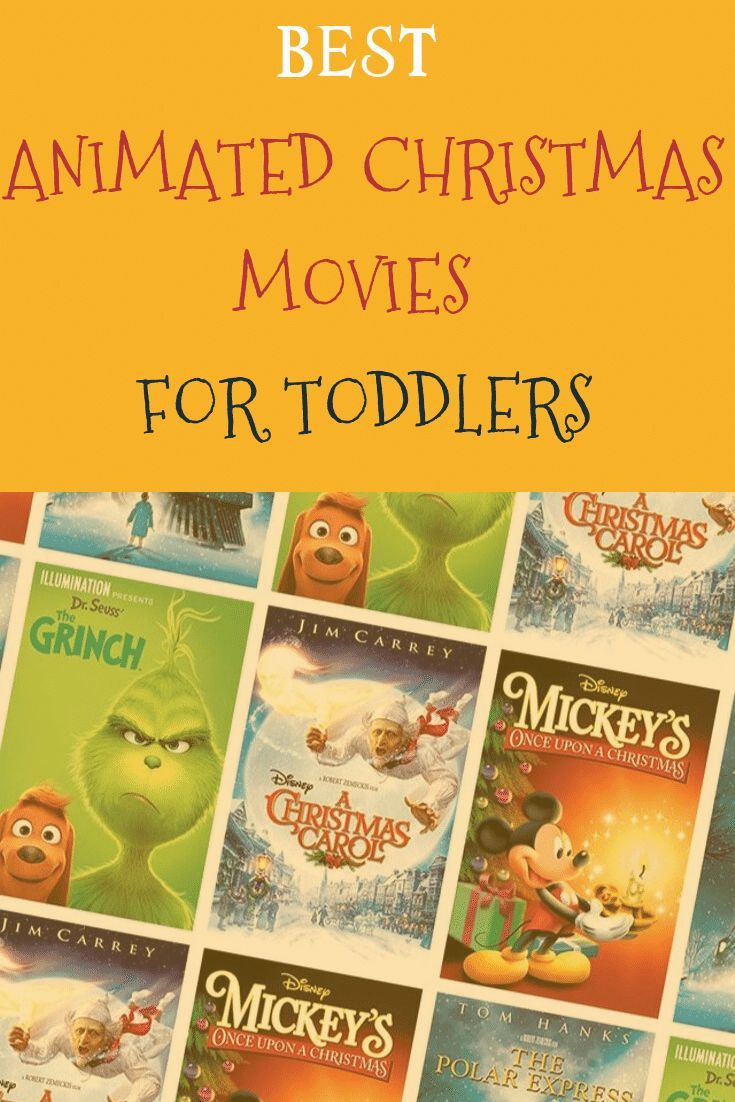 15 Best Animated Christmas Movies For Kids With Images Animated Christmas Movies