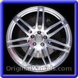 Audi TT 2013 Wheels & Rims Hollander #58821 #Audi #TT #AudiTT #2013 #Wheels #Rims #Stock #Factory #Original #OEM #OE #Steel #Alloy #Used