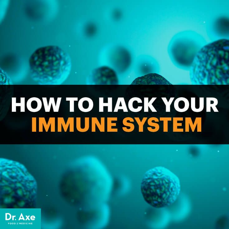Ready to be Healthier? Start with Your IMMUNE SYSTEM!
