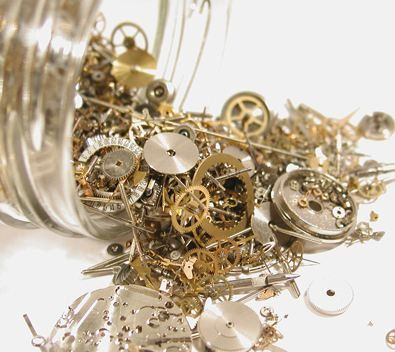 PIF 1 Gram Watch Parts STEAMPUNK SALE For by BlackstarShop on Etsy, $0.20