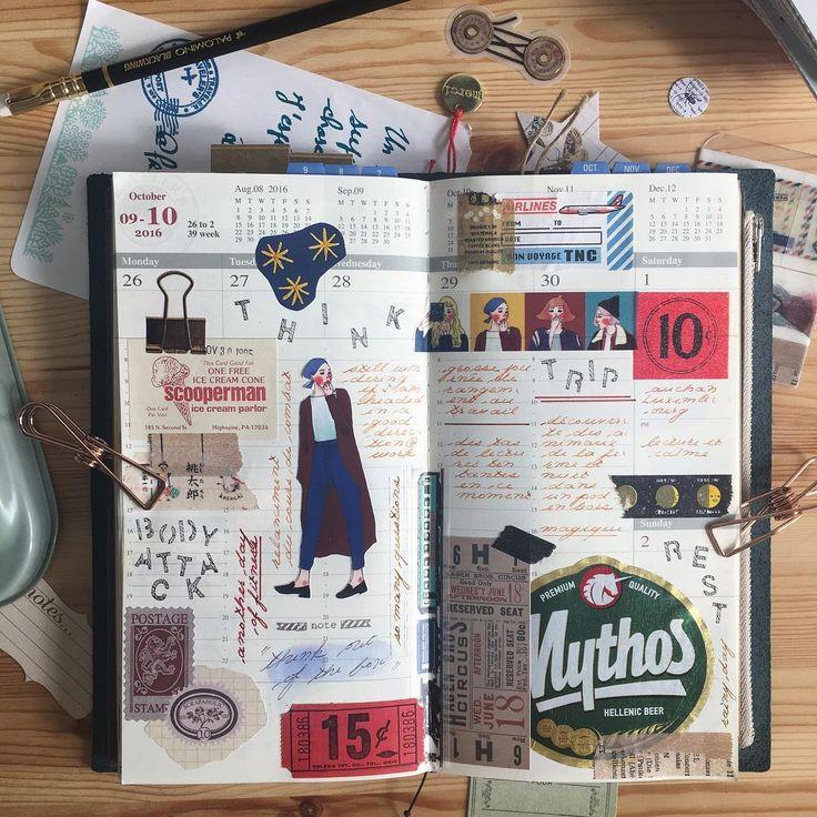 Smash books, art books, mail art, planners, stationery, notebooks, moleskin, Inspiration, travel books, ideas, organization, sketch books, collages, diaries, inspirational photos, instagram