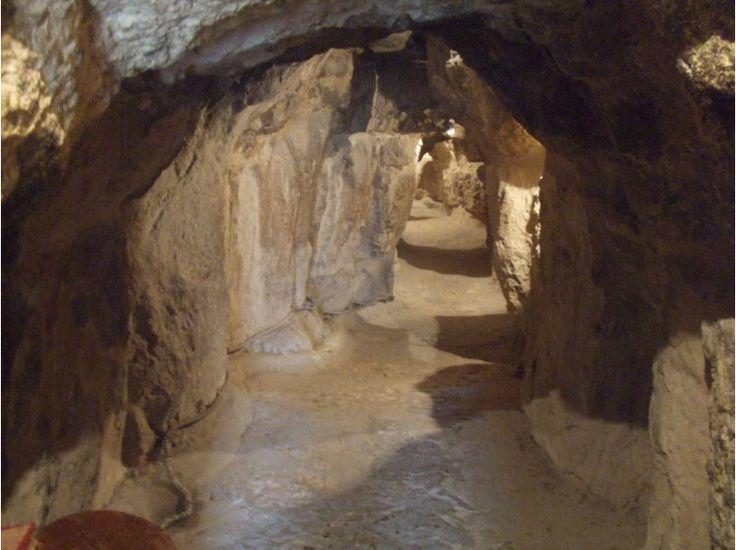 Galerie d'Al-Mamoun- pyramide Kheops