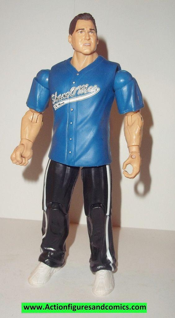 Wrestling WWE action figures SHANE McMAHON 2003 classic series 17 jakks