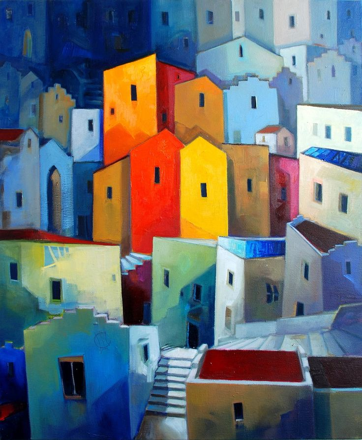 Colour Edit: 'Blue' Michele Volpicella, Contemporary Painter & Artist 'La Casa del Signore dei Mattoncini' Oil on Canvas Michele Volpicella is a renowned Italian contemporary painter & artist, residing in Cosenza in the region of Calabria in Italy. Has furthered his artistic training at the Academy of Fine Arts in Bari . #contemporary #painter #artist #oil #canvas #fineart #colour #HectorSaunier #AtelierContrepoint #Atelier17 #ZhangHuinan #Italy #Paris #China #Fyshbol #justfyshyin'