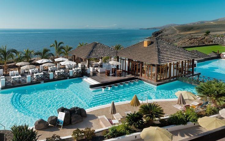 Un angolo di paradiso nelle Isole Canarie, Hotel Hesperia a Lanzarote. #canarie #viaggi #estate #sole #mare #lanzarote #holiday #luigimasciotta