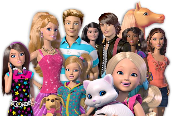 barbie life in the dreamhouse | I admit I love this show