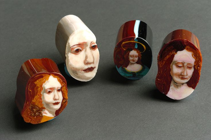 World of polymer clay