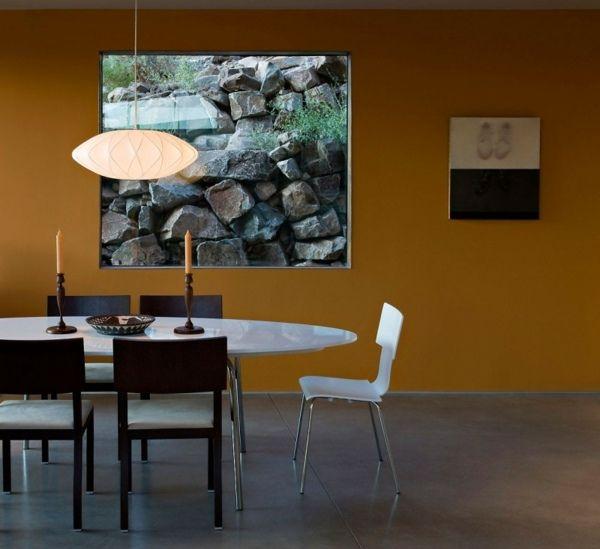 25+ best ideas about orange wandfarben on pinterest | orange ... - Weise Wandfarbe Moderne Architektur