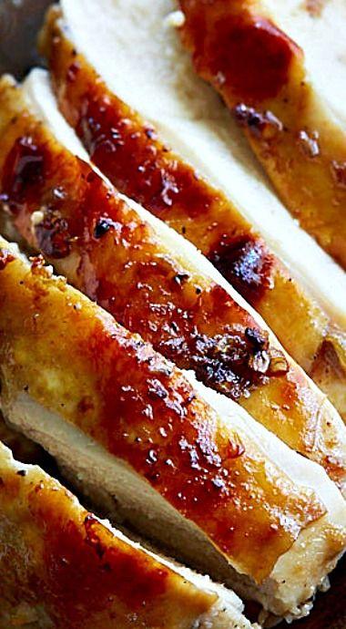 Más de 25 ideas increíbles sobre Baked marinated chicken ...