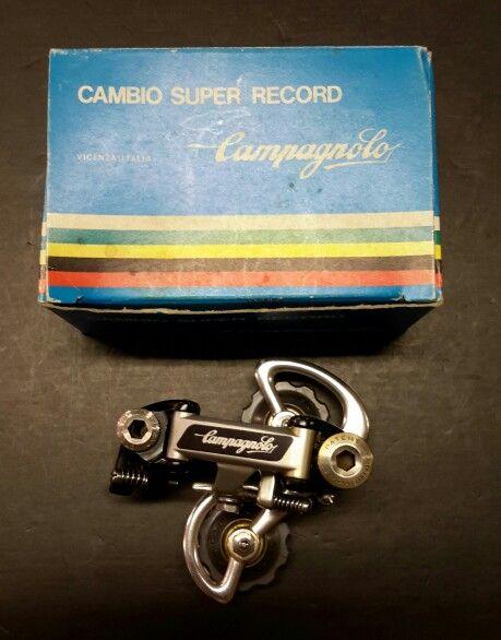 Cambio Campagnolo Super record   memina_tt@hotmail.it