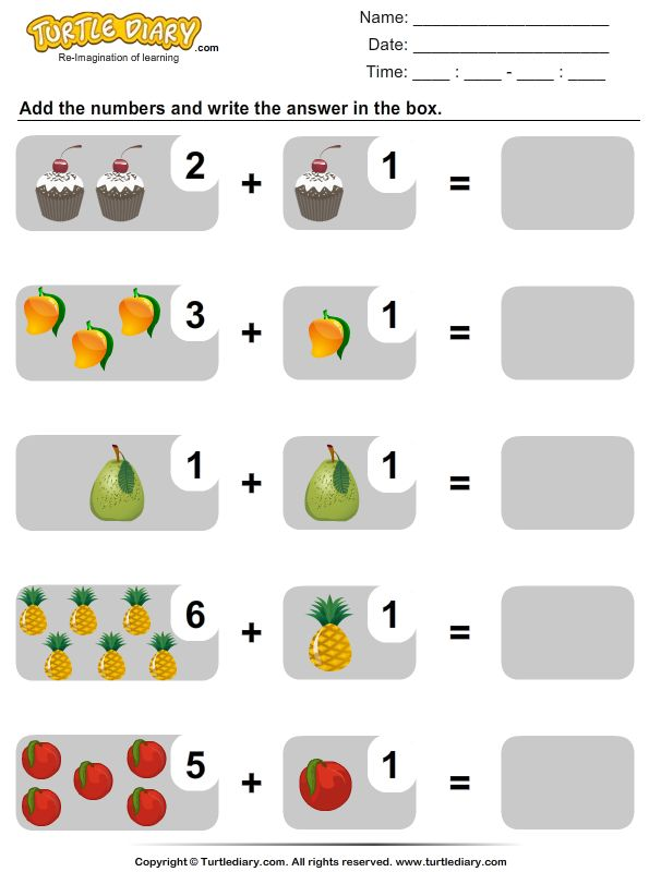 Addition Worksheets kindergarten addition worksheets cut and – Cut and Paste Addition Worksheets