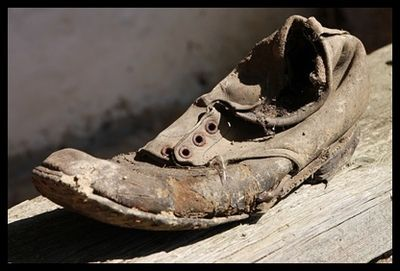 Do you keep your shoes till they wear out?