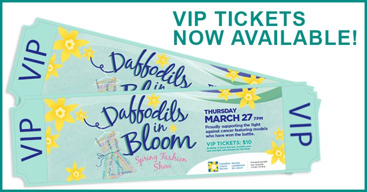 There's still time! Pick up your VIP ticket to our #DIBLM Fashion Show starting tonight at 7PM and be entered in a draw for your chance to WIN a $200 Gift Card PLUS a $200 donation will be made in your name to the Canadian Cancer Society. Be a part of this great cause, #Sarnia!