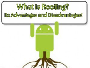 What is rooting? As we all know that if we are the Administration in Windows than we can Access Everything in your PC.In the same way rooting your android phone gives you the full administration access Permissions.So rooting means to get the root of phone operating system to make Customs Global Changes.  Advantages of …