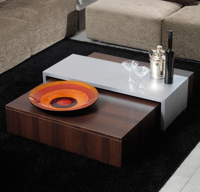 piano scorrevole per tavolino