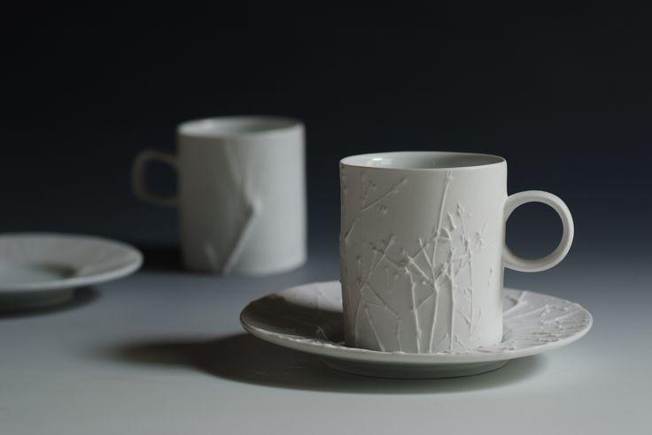 coffee cup&saucer