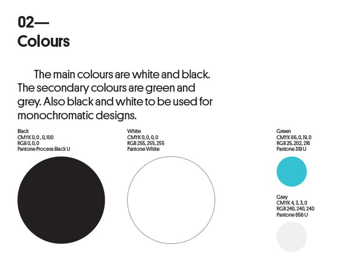 Guesthug Colours by Tomek Bartosz — 10oclock