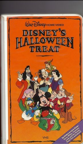 29 best disneys halloween treat images on pinterest disney vhs cover for disneys halloween voltagebd Choice Image
