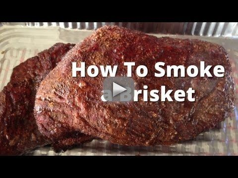 Competition Brisket Recipe - How To Smoke Beef Brisket and Burnt Ends - http://howtobbqright.com/beefbrisketrecipe.html Competition Brisket Recipe. This is my method for slow smoking a beef brisket for competition contests. This is the best smoked brisket recipe for brisket and burnt ends. To see how I trimmed this brisket you can go here http://howtobbqright.com/trimabrisket.html