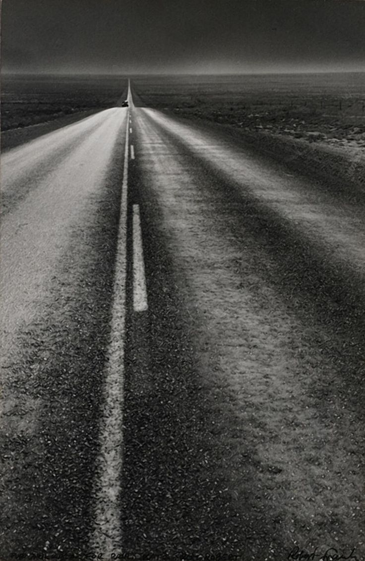 Robert Frank, U.S. 285, New Mexico , 1955: The Roads, White Photography, Robertfrank, Robert Frank, Open Roads, Mexico 1955, Bw Photography, 285, New Mexico