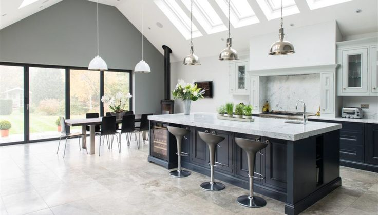 Our 1909 #kitchens are the perfect mix of classic & #contemporary…