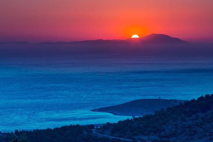 Psara Sunset_ Greece