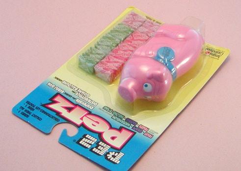 Piggy Petz PEZ