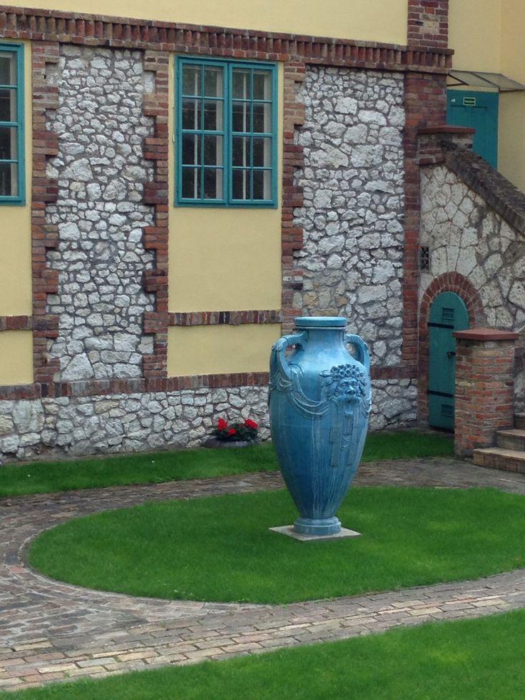 Ceramic factory in Pecs