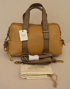 "Fossil Medium/Large Satchel/Multiway Bag - ""Mason"" - BNWT - RRP £218 - NEW | eBay"